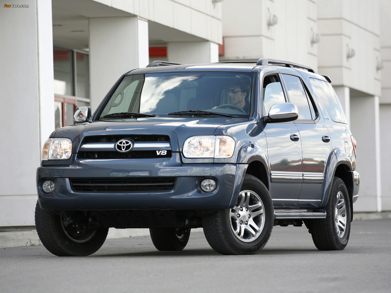 Toyota Sequoia Limited 2005–07 wallpapers (1600 x 1200)