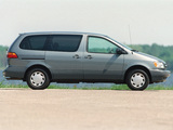 Images of Toyota Sienna 1997–2001