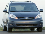 Images of Toyota Sienna 2005–10