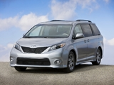Images of Toyota Sienna SE 2010