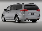 Images of Toyota Sienna 2010