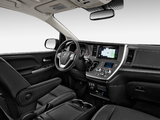 Images of 2015 Toyota Sienna SE 2014