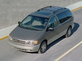 Photos of Toyota Sienna 1997–2001