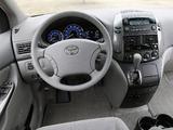 Photos of Toyota Sienna 2005–10