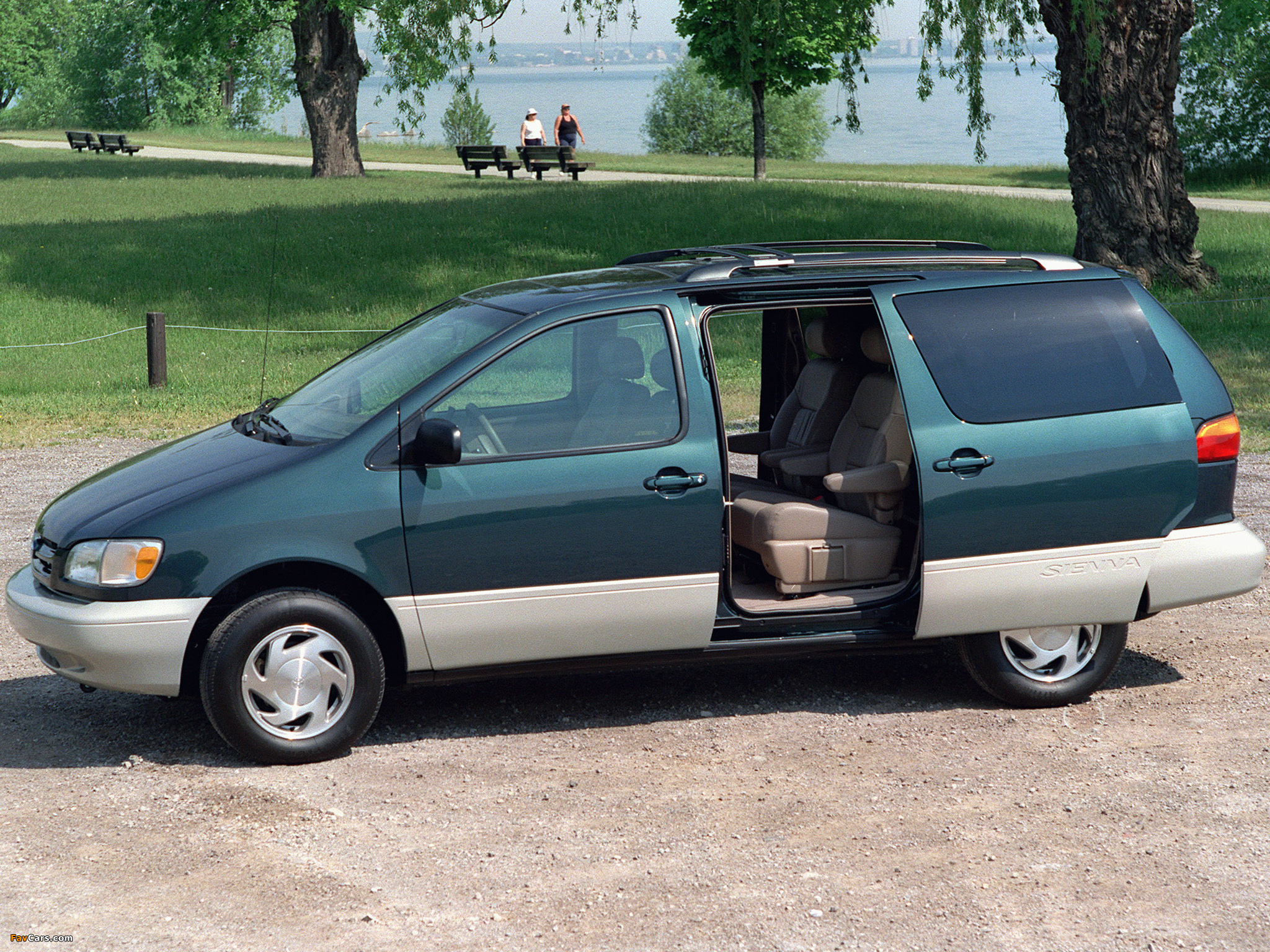 Pictures Of Toyota Sienna 1997 2001 2048x1536