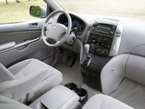 Pictures of Toyota Sienna 2005–10