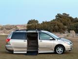 Toyota Sienna Rampvan IMS 2004–05 wallpapers