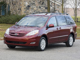 Toyota Sienna 2005–10 pictures