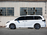 Toyota Sienna SE + Concept (XL30) 2016 wallpapers