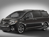 Toyota Sienna SE (XL30) 2017 images
