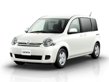 Images of Toyota Sienta (NCP81G) 2011