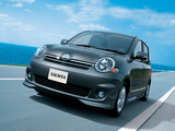 Pictures of Toyota Sienta X S Edition (NCP81G) 2006–10