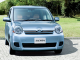 Pictures of Toyota Sienta (NCP81G) 2011