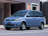 Toyota Sienta (NCP81G) 2003–06 images