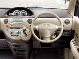 Toyota Sienta (NCP81G) 2011 images