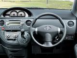 Toyota Sienta Dice (NCP81G) 2011 photos