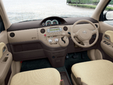 Toyota Sienta (NCP81G) 2003–06 wallpapers
