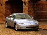 Photos of Toyota Soarer (Z30) 1991–96