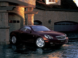 Toyota Soarer (Z40) 2001–05 wallpapers
