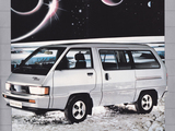 Toyota Space Cruiser (R20/R30) 1982–88 pictures