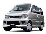 Toyota Sparky 1999–2002 wallpapers