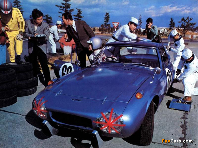 Photos of Toyota Sports 800 (UP15) 1965–69 (640 x 480)