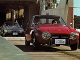 Pictures of Toyota Sports 800 (UP15) 1965–69