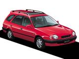 Toyota Sprinter Carib Rosso 1998–99 photos
