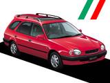 Toyota Sprinter Carib Rosso 1998–99 images