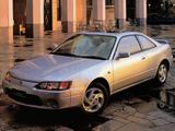 Toyota Sprinter Trueno XZ (AE110) 1997–2000 pictures