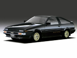 Toyota Sprinter Trueno GT-Apex 3-door Black Limited (AE86) 1986 pictures