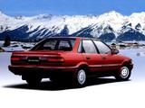 Photos of Toyota Sprinter Full Time 4WD SE Saloon (AE91) 1987–89