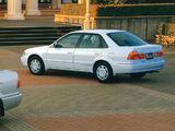 Toyota Sprinter (AE110) 1997–2000 photos
