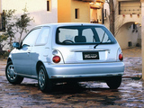 Toyota Starlet Carat (EP91) 1996–99 wallpapers