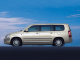 Images of Toyota Succeed Van (CP50) 2002