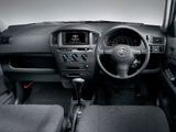 Photos of Toyota Succeed Van (CP50) 2002