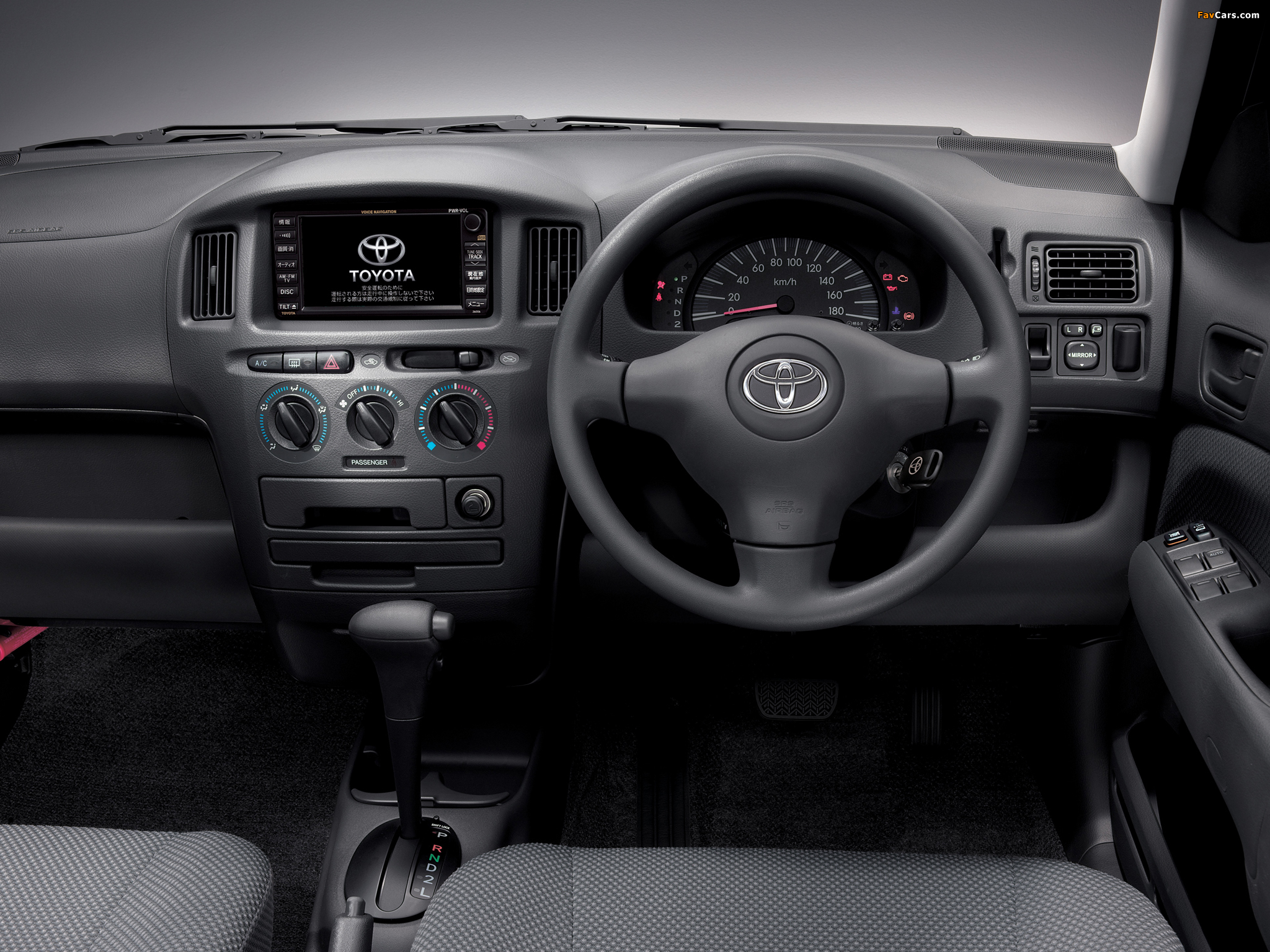 Pictures of Toyota Succeed Wagon (CP50) 2002 (2048 x 1536)