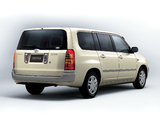 Toyota Succeed Wagon (CP50) 2002 images