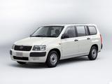 Toyota Succeed Van (CP50) 2002 wallpapers