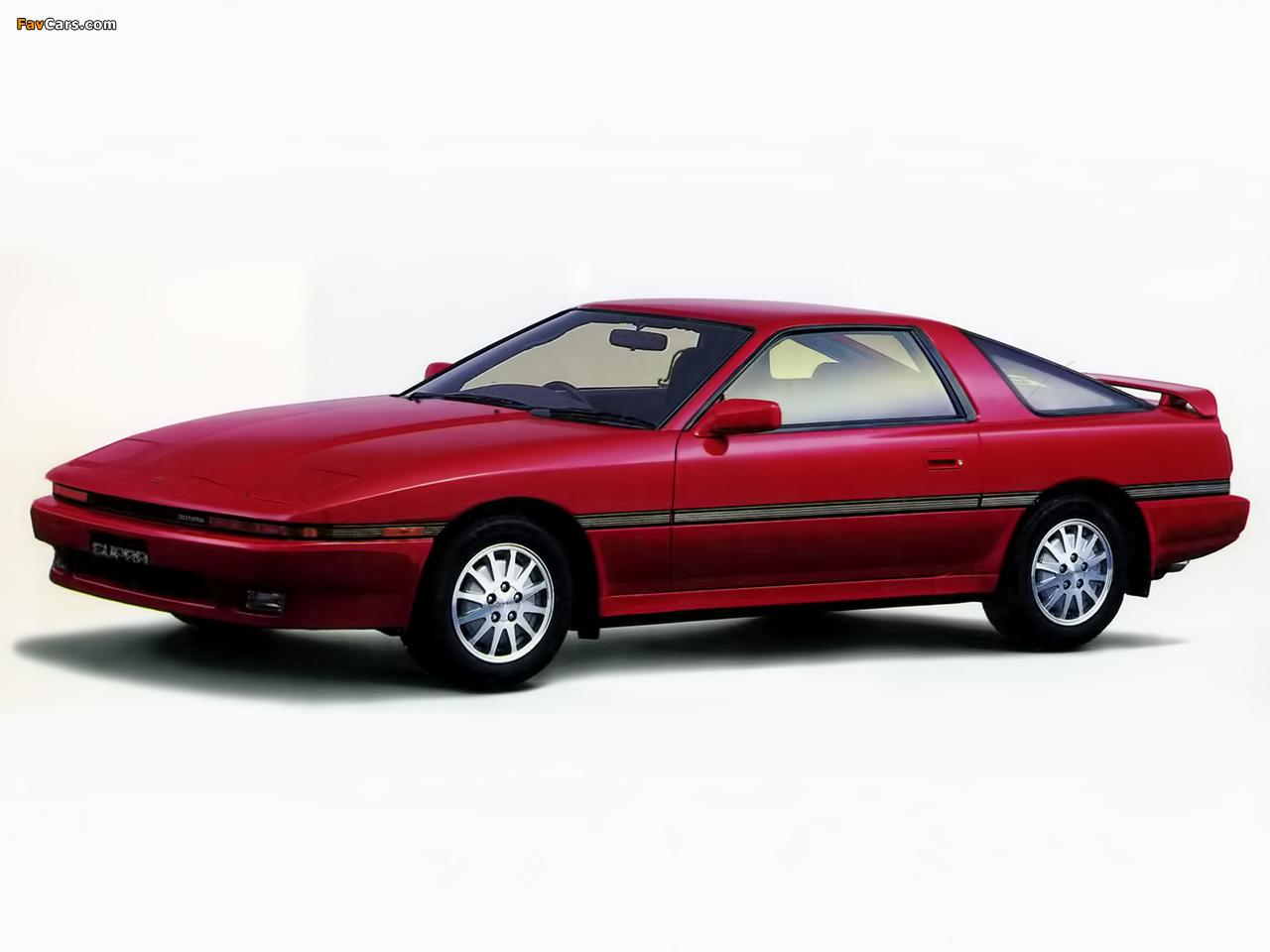 1986 Toyota Supra Turbo
