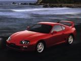 Pictures of Toyota Supra SZ (JZA80) 1996–2002