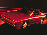 Toyota Supra 3.0 Sport Roof US-spec (MA70) 1986–89 images