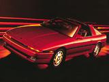 Toyota Supra 3.0 Sport Roof US-spec (MA70) 1986–89 photos