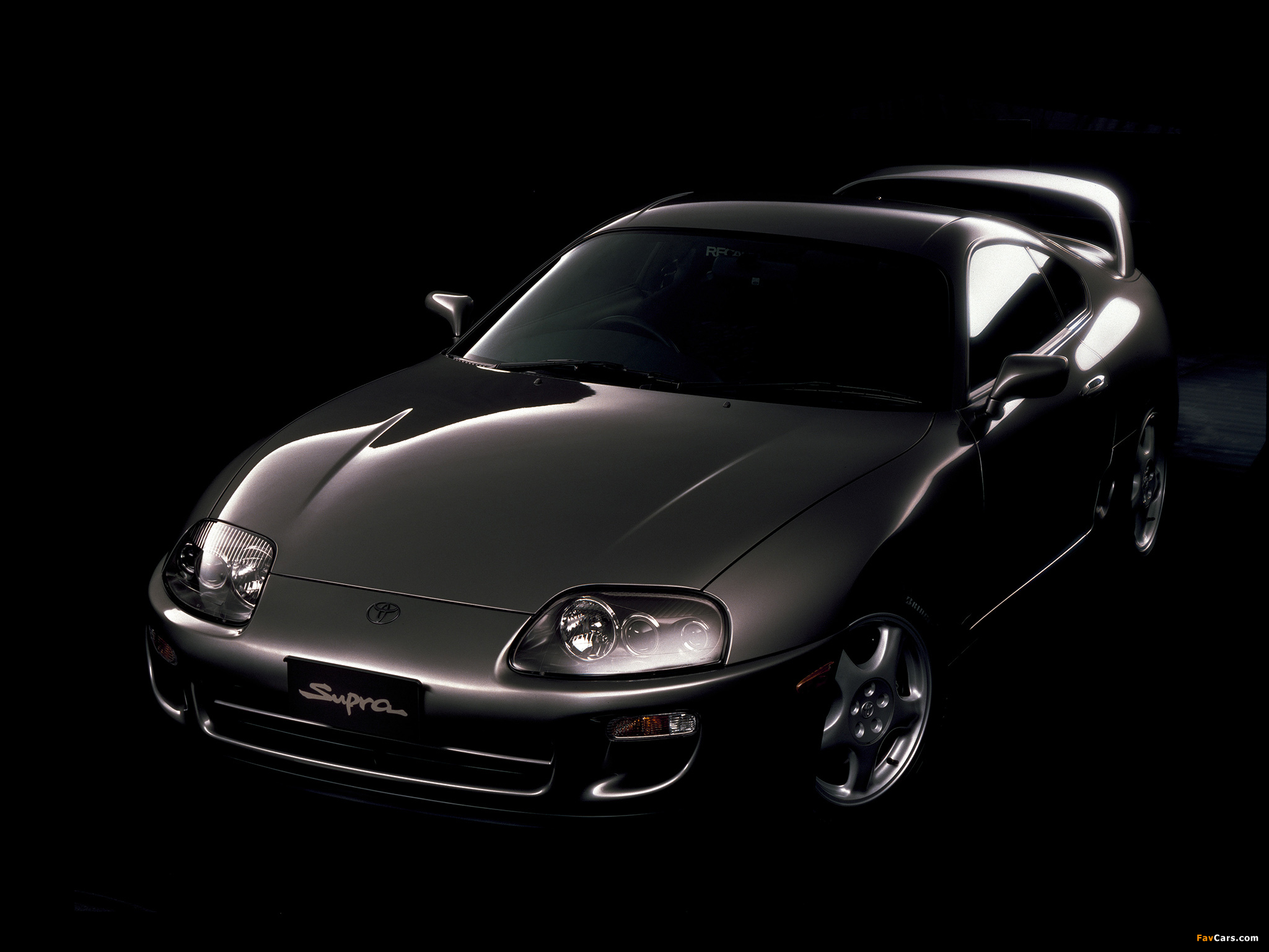 toyota supra rz jza80 1996 2002 wallpapers 2048x1536. Black Bedroom Furniture Sets. Home Design Ideas