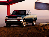 Images of Toyota T100 Xtracab 4WD 1995–98