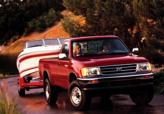 Photos Of Toyota T100 Regular Cab 4wd 1993 98