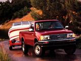 Photos of Toyota T100 Regular Cab 4WD 1993–98