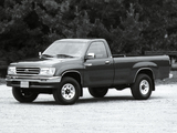 Pictures of Toyota T100 Regular Cab 4WD 1993–98