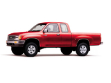 Pictures of Toyota T100 Xtracab 4WD 1995–98