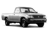 Toyota T100 Regular Cab 2WD 1993–98 images